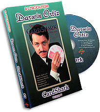 CardShark Ortiz Volume 2, DVD - magic
