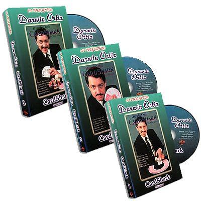 Cardshark DVD set - magic