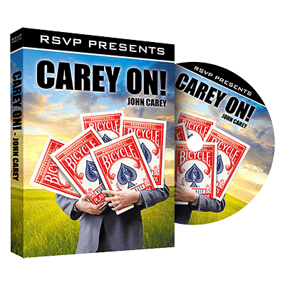 Carey On - magic