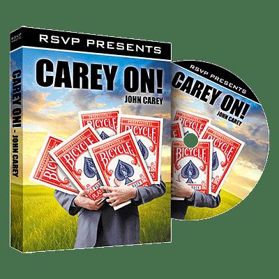 Carey On - magic