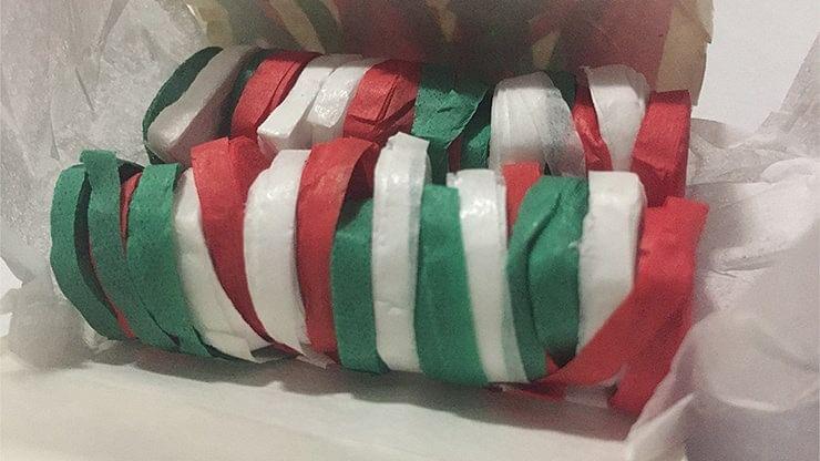 Carnival Streamer Christmas