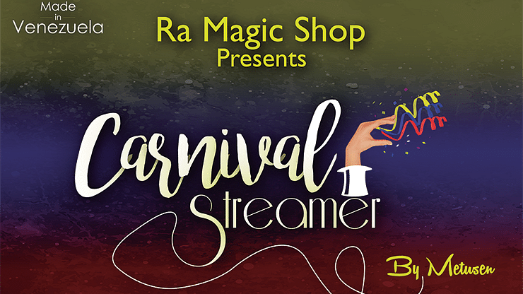 Carnival Streamer Christmas - magic