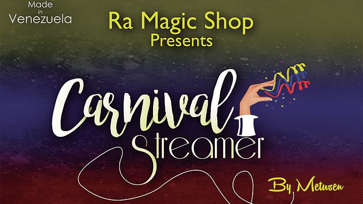 Carnival Streamer Halloween - magic