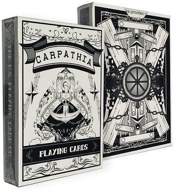 Carpathia Playing Cards - magic