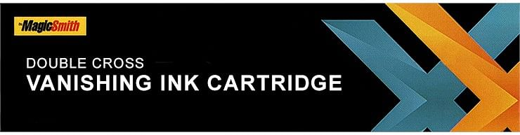 Cartridge for Double Cross refill - magic
