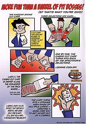 Casino Cut Card