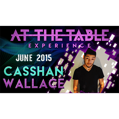 Casshan Wallace Live Lecture - magic
