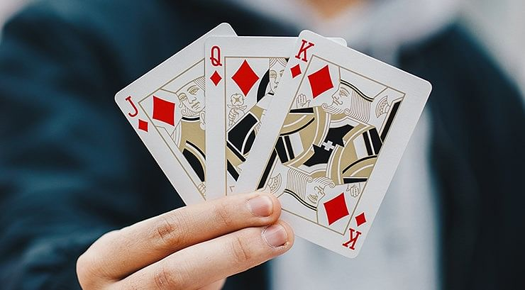 Casual V2 Playing Cards