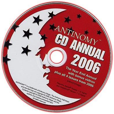 CD Antinomy Annual Year 2 - magic