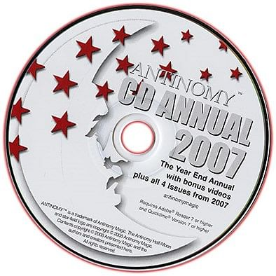 CD Antinomy Annual Year 3 - magic