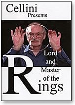 Cellini Lord & Master of Rings - magic