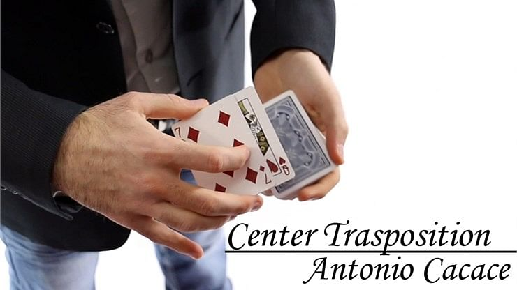 Center Trasposition - magic