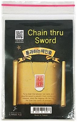 Chain Through Sword - magic