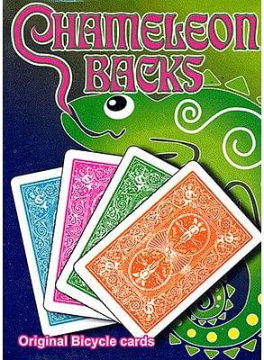 Chameleon Backs - magic