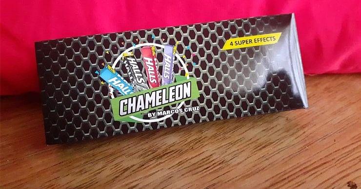 Chameleon - magic