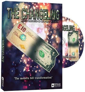 Changeling - magic
