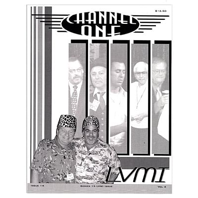 Channel One Issue 14 - magic