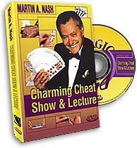 Charming Cheat -Martin Nash - magic
