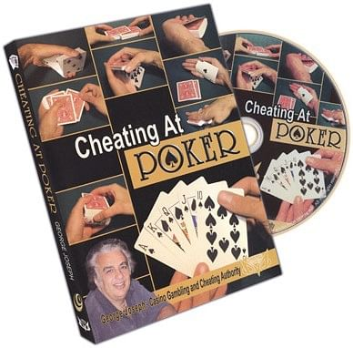 Cheating At Poker - magic
