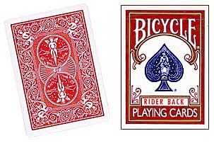 Cheek to Cheek Deck (Bicycle) - magic
