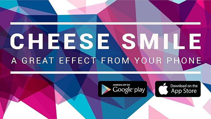 Cheese Smile - magic