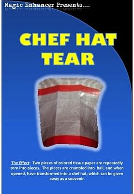Chef Hat Tear - magic