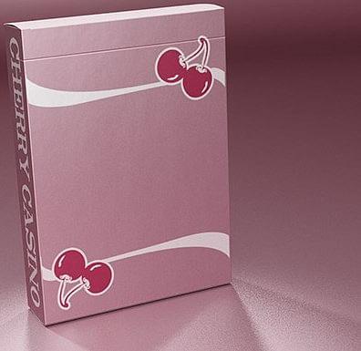 Cherry Casino Flamingo Quartz  Playing Cards - magic