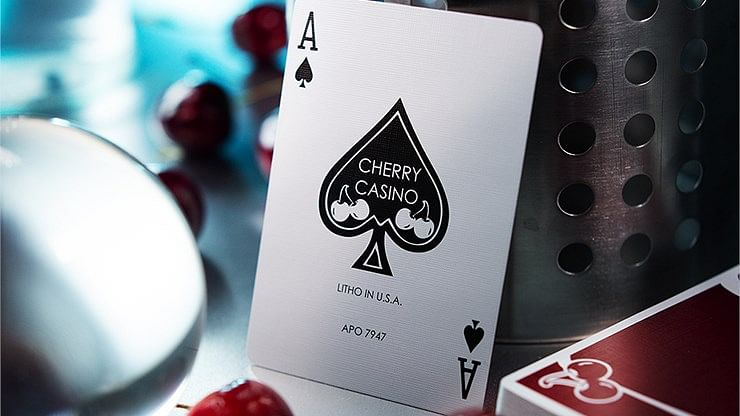 Cherry Casino Playing Cards - Reno Edition
