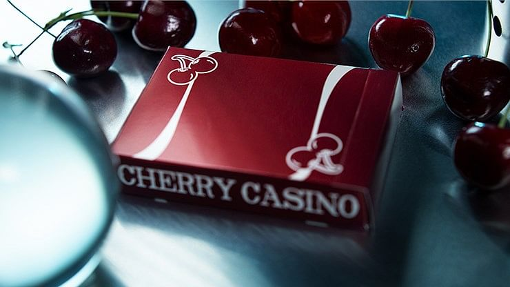 Cherry Casino Playing Cards - Reno Edition - magic