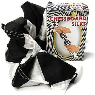 Chessboard Silks - magic