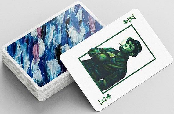Chiaroscuro Playing Cards