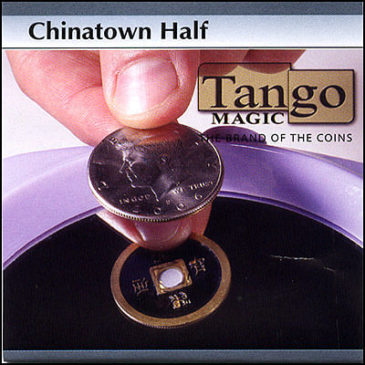 Chinatown Half - magic