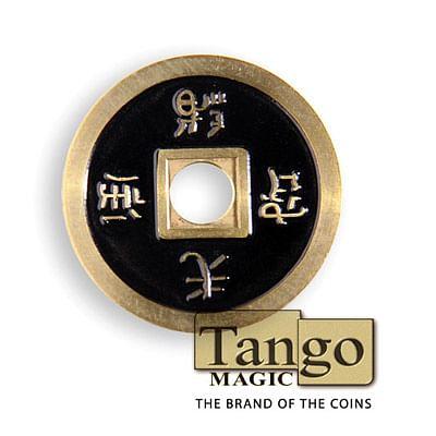 Chinese Coin - Black - magic