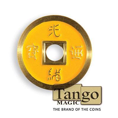 Chinese Coin - Yellow - magic