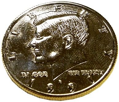 Chinese/Kennedy Coin