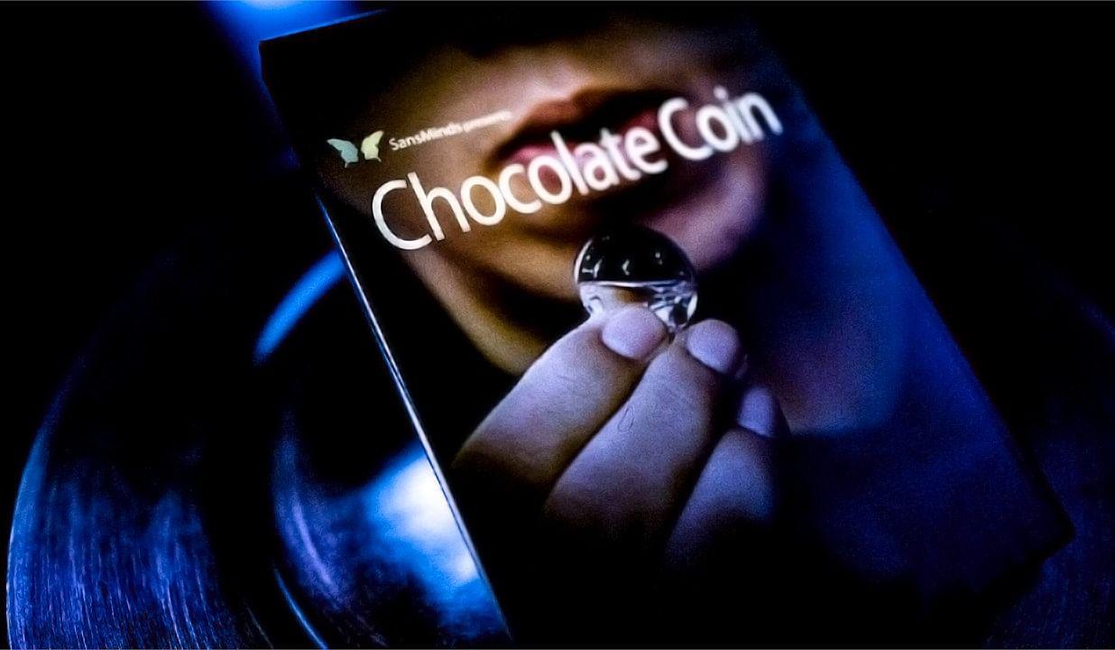 Chocolate Coin - magic