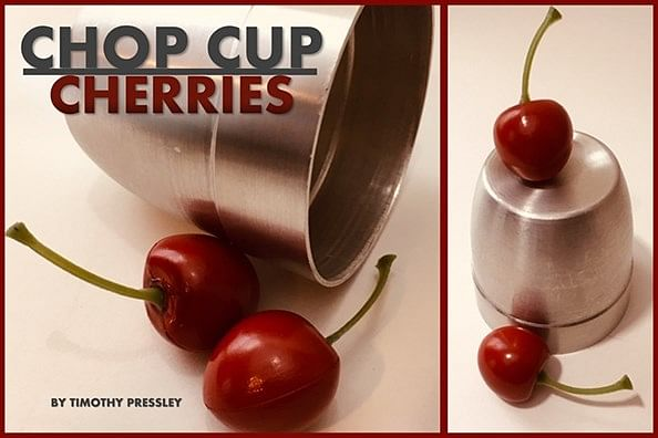 Chop Cup Cherries