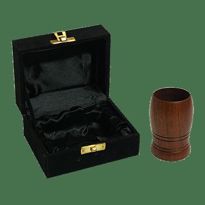 Chop Cup Wooden (Custom) - magic