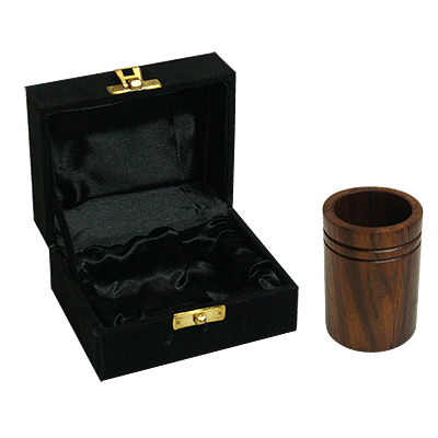 Chop Cup Wooden (Worker) - magic