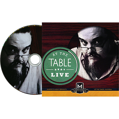 Chris Hannibal Live Lecture DVD - magic