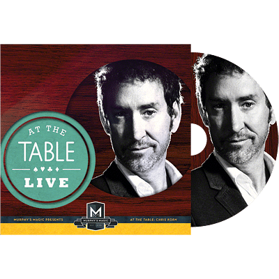 Chris Korn Live Lecture DVD - magic