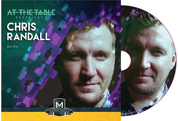 Chris Randall Live Lecture DVD - magic