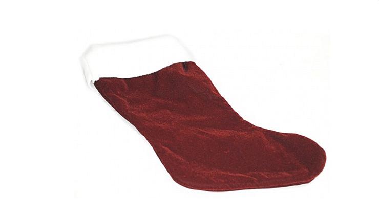 Christmas Stocking Tote Bag - magic