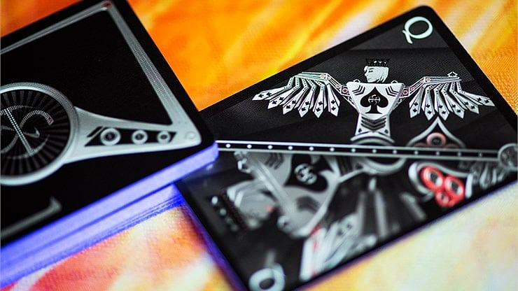 Chrome Kings Artist Edition Playing Cards