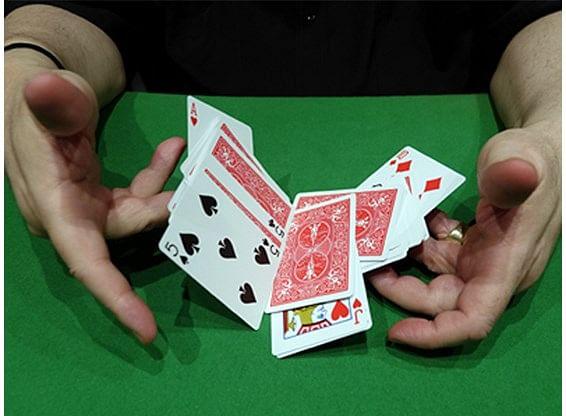 CIB: Cards In Bag