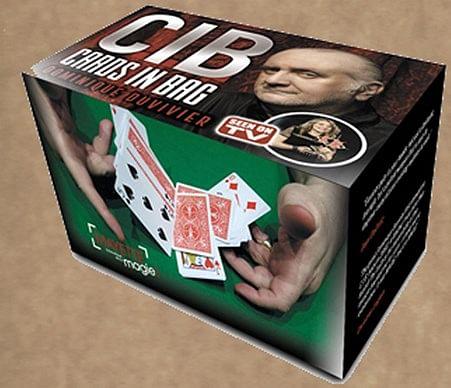 CIB: Cards In Bag - magic
