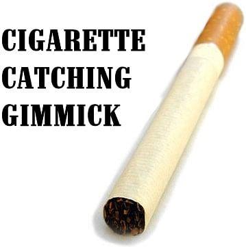 Cigarette Catching Gimmick - magic