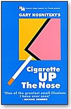 Cigarette Up The Nose - magic