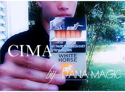 CIMA - magic