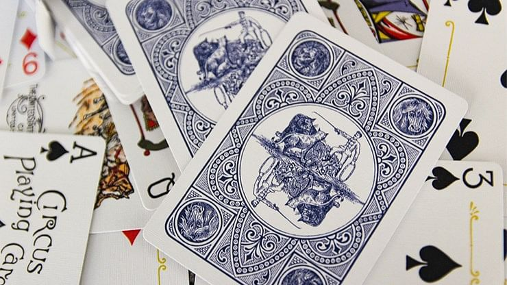 Circus No. 47 Playing Cards